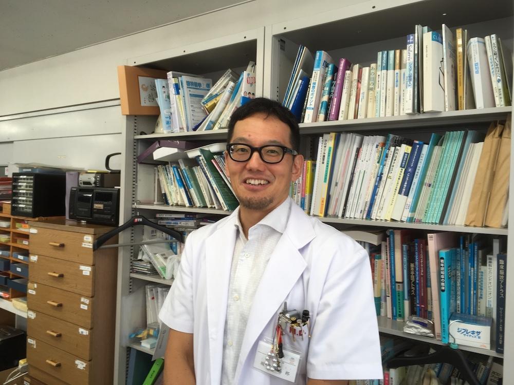 秦野厚生病院院長 坂井氏写真
